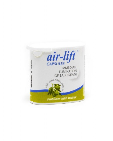 Air-Lift Capsules •••1 Only!•••