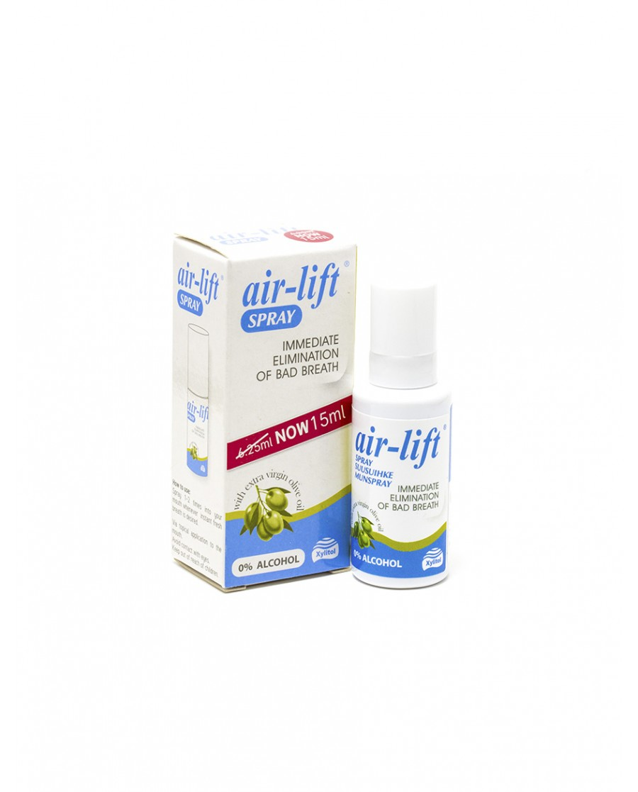 Air-Lift Mouth Spray 15ml Bottle