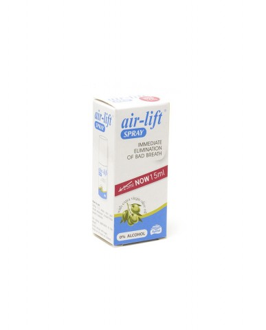 Air-Lift Mouth Spray 15ml Bottle ● Limited Stock!