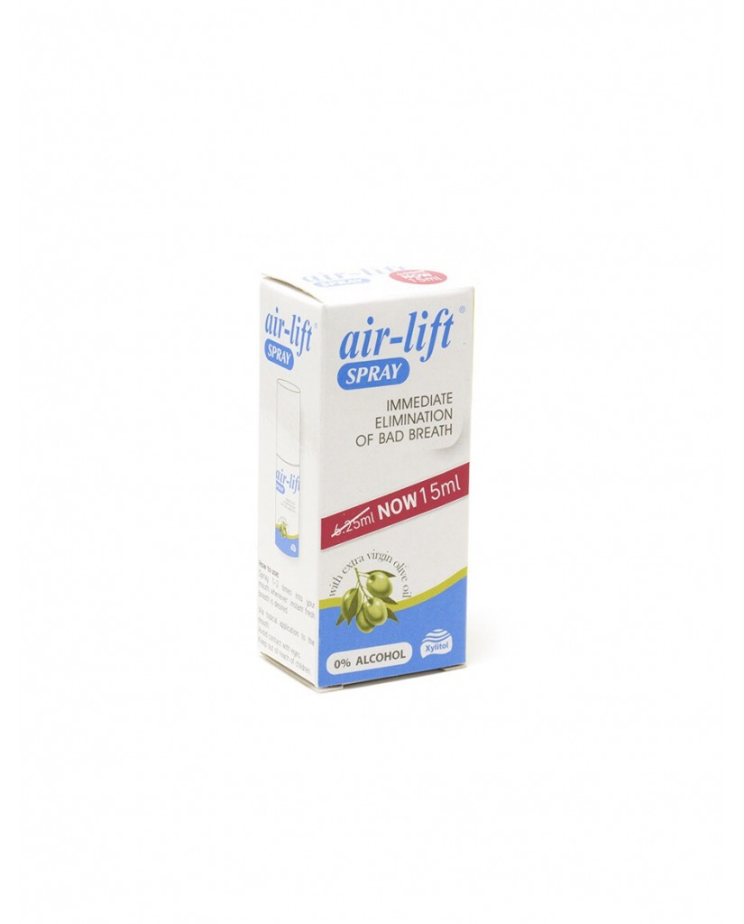 Air-Lift Mouth Spray 15ml Bottle •••1 Only!•••
