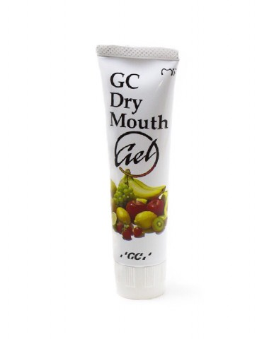 GC Dry Mouth Gel - 40g Tube
