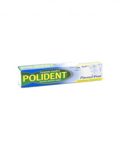 Polident Flavour Free Denture Adhesive Cream