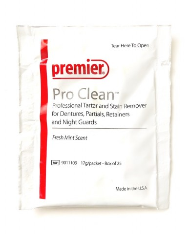 Premier Pro Clean Tartar and Stain Remover