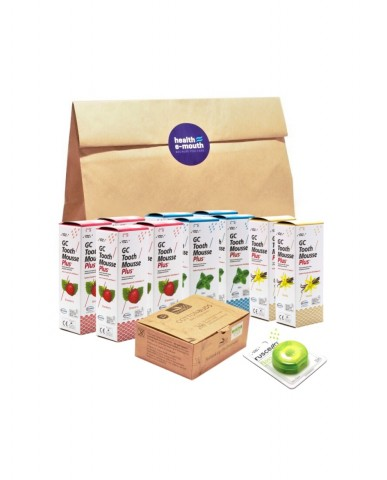 Health E-Mouth - GC Tooth Mousse Plus Assortment Pack