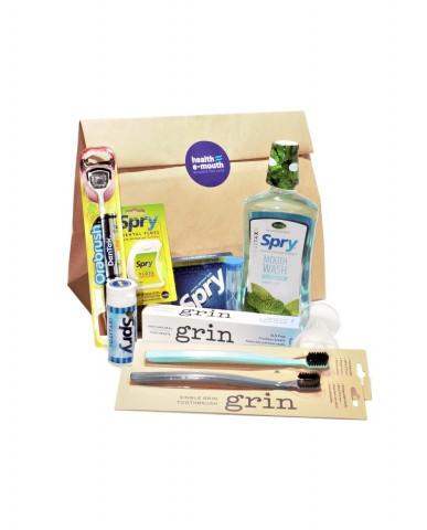 Health E-Mouth - Natural Clean, Brightness & Fresh Breath Pack