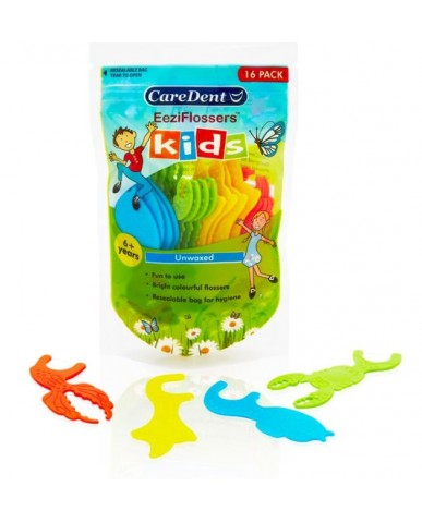 CareDent Kids EeziFlossers
