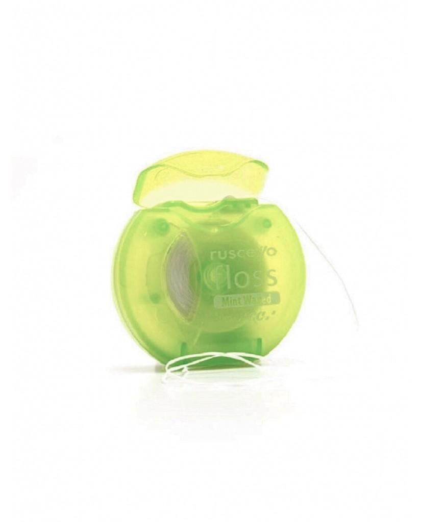 GC Ruscello Floss Waxed Mint - Green 30m