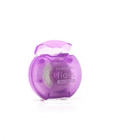 GC Ruscello Floss Waxed Mint - Purple 30m