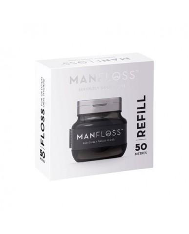 MAN FLOSS Refill Pack 50m