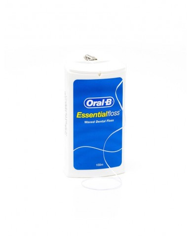 Oral-B Essential Floss Waxed 100m
