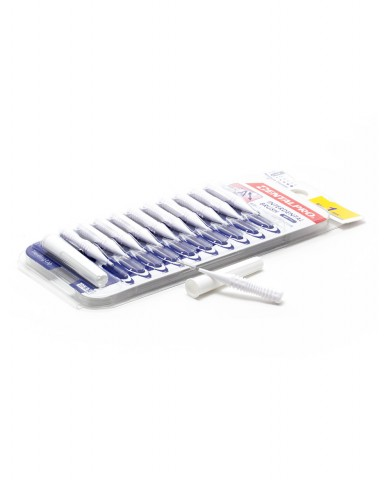 DentalPro i Shape Interdental Brush Size 1 (SSS) – 0.7mm White