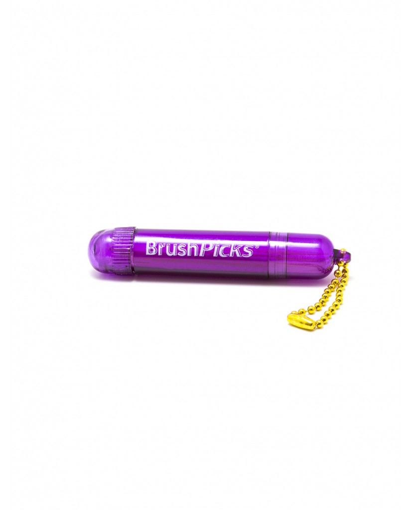 Oxyfresh BrushPicks - Purple
