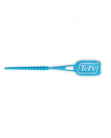 TePe EasyPick Turquoise M/Large 36 Pack + Travel Case