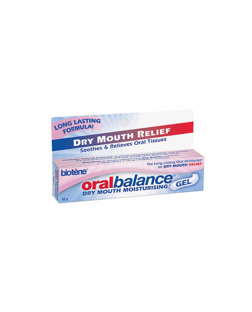 Biotene Oral Balance Moisturising Gel 42g