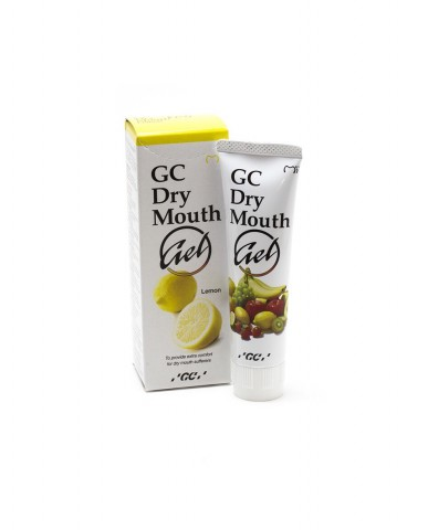 GC Dry Mouth Gel - Lemon 40g