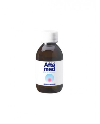AFTAMED Oral Mouthwash 150mL Bottle