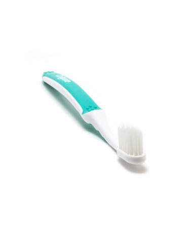 COLGATE Slim Soft Ultra Compact Head Toothbrush - Green
