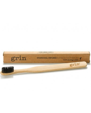 Grin Charcoal-Infused Toothbrush