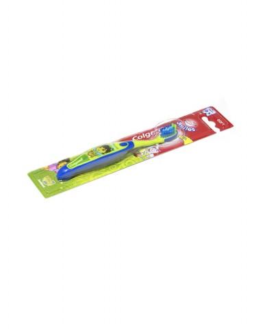 COLGATE Junior Toothbrush 2-5 years - DIEGO Previous design