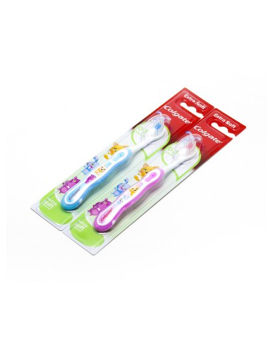 COLGATE - My First Colgate Toothbrush 0-2 years - Pink