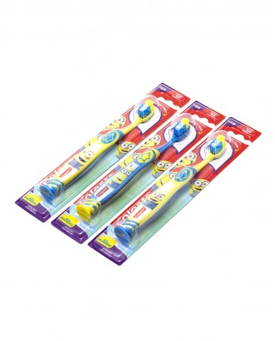 COLGATE Toothbrush 6+ years - Minions