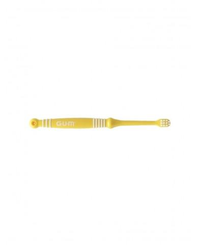 GUM Baby Toothbrush 0-2 years - Yellow