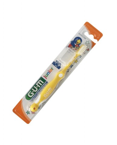 GUM Junior Toothbrush 7-9 years - Yellow