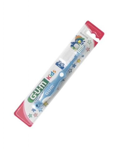 GUM Kids Toothbrush 3-6 years - Blue