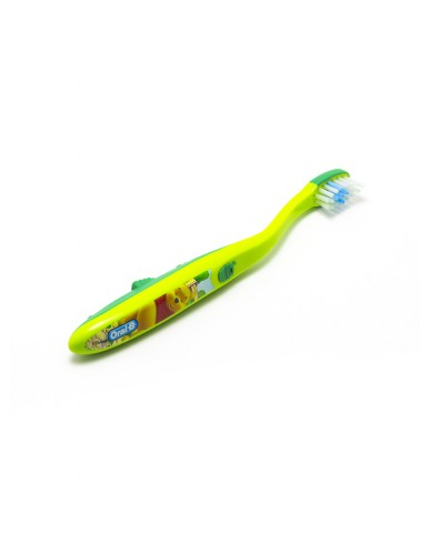 Oral-B Stages 2. Winnie the Pooh 2-4 years Extra Soft - Green