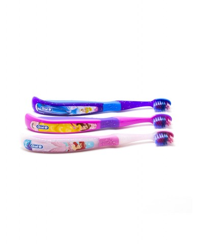 Oral-B Stages 3. Princess 5-7 years Soft - Pink