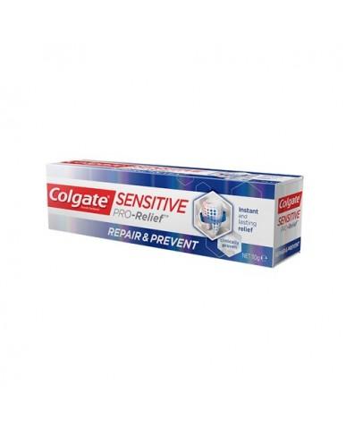 COLGATE Sensitive Pro-Relief Repair & Prevent Toothpaste 110g