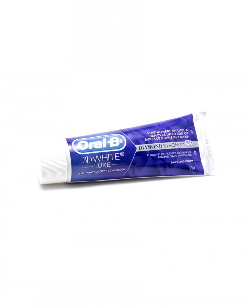 Oral-B 3D White Luxe Diamond Toothpaste 95g