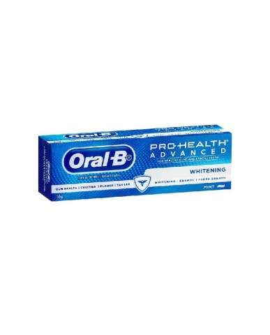 Oral-B Pro-Health Advanced Whitening Toothpaste 110g