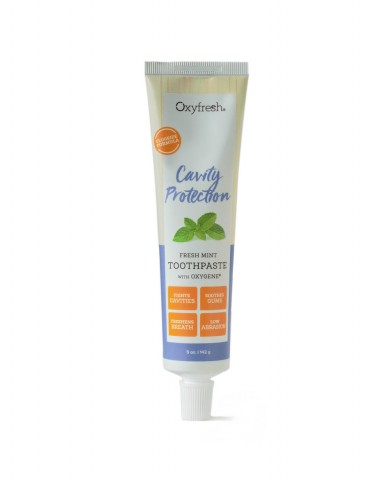 Oxyfresh Cavity Protection Toothpaste - Fluoride Formula 5oz (142g)