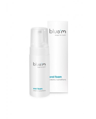 blue®m oral foam 100mL