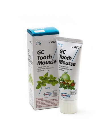 GC Tooth Mousse - Mint 40g Tube