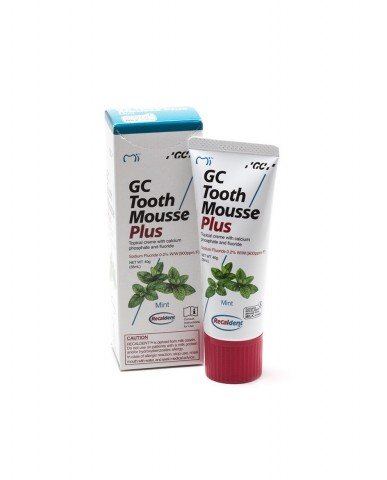 GC Tooth Mousse Plus - Mint 40g Tube